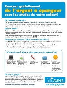 Handout French