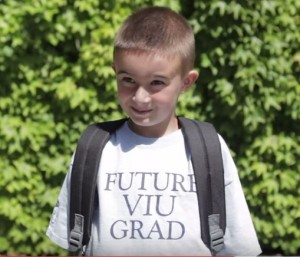 VIU University shot boy with knapsack Sept newsletter 2015