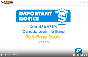 Video - SmartSAVER - Tax Time Tools