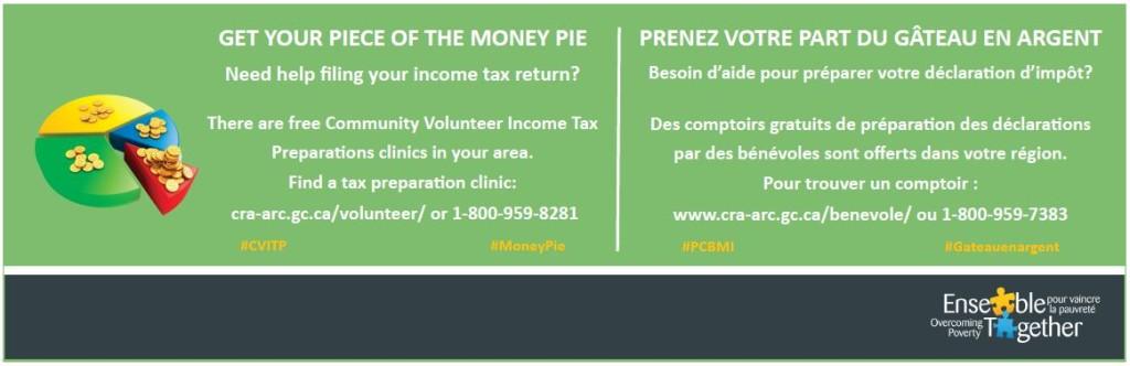 ESIC Money Pie Bus Ad bilingual image